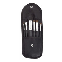 Glamour To Go - 6-Piece - Makeup Brush Set