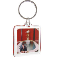 Officially Licensed SCARFACE Tony Sitting on Fountain Key Chain