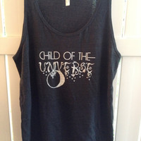 CHILD of the UNIVERSE Unisex Tank