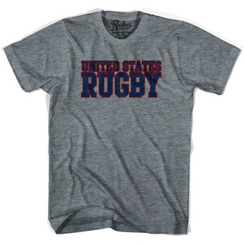 United States (Navy Version) Rugby Nations T-shirt