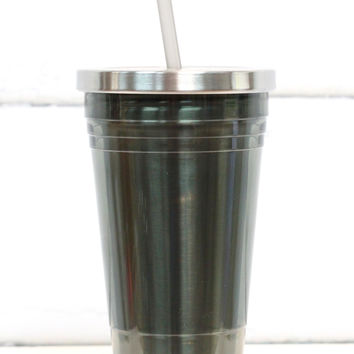 OGGI: Grey Smoke Tumbler {16 oz}