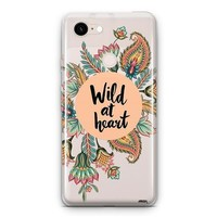 Wild At Heart Google Pixel 3 Clear Case