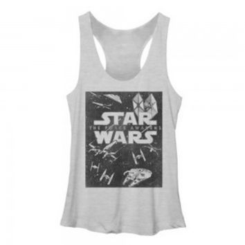Star Wars In Space Tank (Women's)