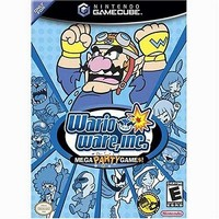 Wario Ware Mega Party Games Gamecube Game
