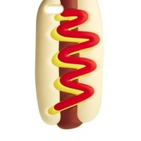 ASOS iPhone 5 Hot Dog Moulded Case