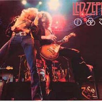 Led Zeppelin Live Poster 11x17 Day-First™