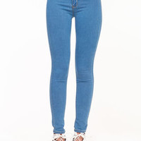 Perfect Ten High Waist Jeggings - LoveCulture
