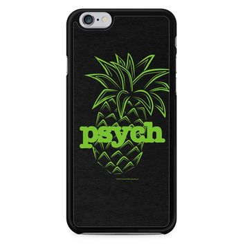 Psych Pineapple iPhone 6/6S Case