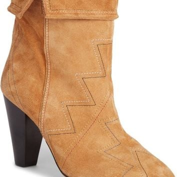 Isabel Marant Darilay Topstitched Boot (Women) | Nordstrom