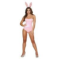 Roma Costume 4406 Two Piece Bunny Babe