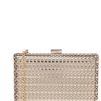 How Sweet It Is Gold Clutch