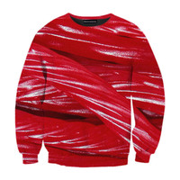 Red Licorice Sweatshirt