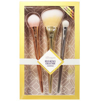Real Techniques Bold Metals Essentials Collection - Accessories at allbeauty.com