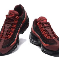 Air Max 95 Fire Red/Black
