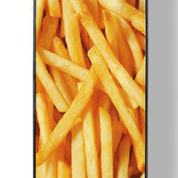 Zero Gravity Case iPhone Fries Fast Food Plastic Cover Yellow