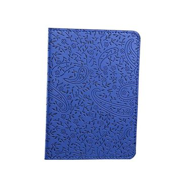 New Lavender Elegant Women's Passport Cover - Very Elegant & Cute Case Travel Document Protector