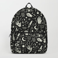 Witchcraft Backpack by LordofMasks
