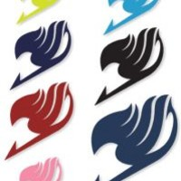 Fairy Tail Guild Insigma Temporary Tattoos