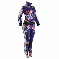 Two Piece Tracksuits Set