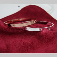 DCCK0OQ New Arrival Shiny Jewelry Ladies Couple Stylish Bangle [10427400276]