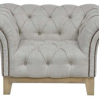 One Kings Lane - Lounge Around - Ferrence  Sofa Chair