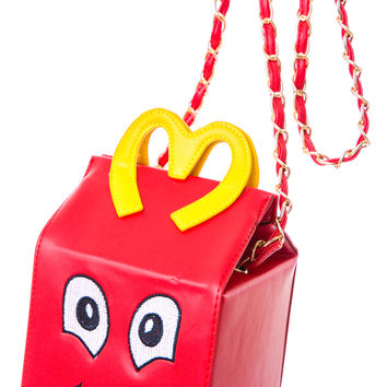 Dolls Kill Crappy Meal Bag Red One