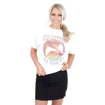 Women's Led Zeppelin Tour Top