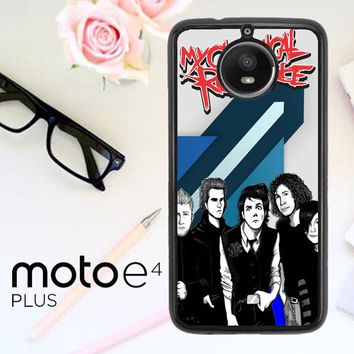 My Chemical Romance Y2307 Motorola Moto E4 Plus Case