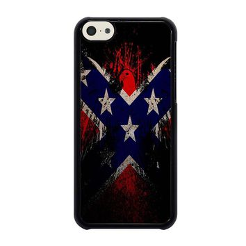 BROWNING REBEL FLAG iPhone 5C Case Cover