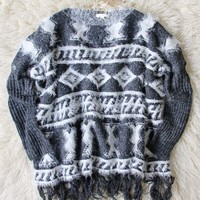 Skagit Blanket Sweater