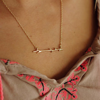 The Twig Necklace
