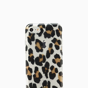 leopard iphone 7 case