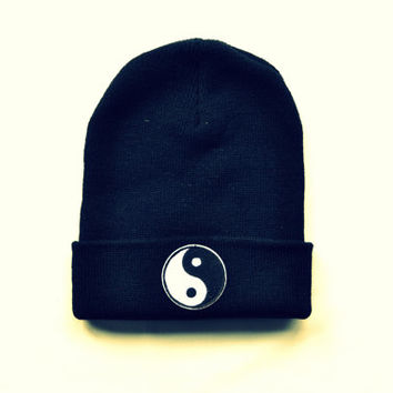 The YINYANG beanie