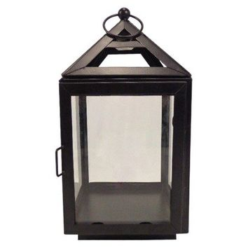 Smith & Hawken® Glass Lantern