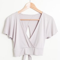 Winslet Flutter Top - More Colors