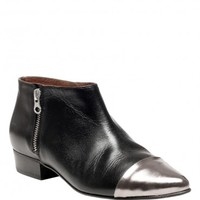 Erica Cap Toe Ankle Boot - Shoes | GYPSY WARRIOR