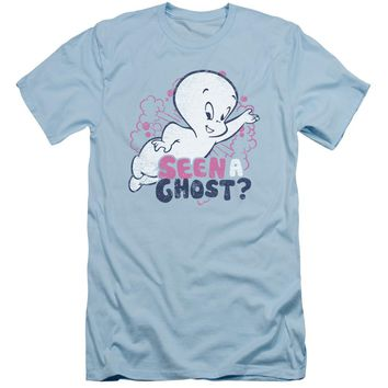 Casper - Seen A Ghost Short Sleeve Adult 30/1