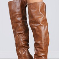 Bamboo Odell-02 Over The Knee Boots | MakeMeChic.com