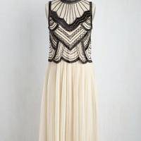 Cheer to the Deco Dress | Mod Retro Vintage Dresses | ModCloth.com