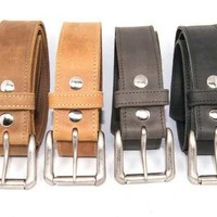 StashBelt - High Quality Leather Money Belt
