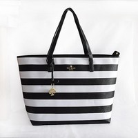 Kate Spade Women Shopping Leather Handbag Tote Satchel Shoulder Bag H-YJBD-2H-1