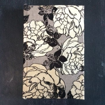 Fabric Covered Sketchbook- 5x8