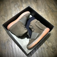 Adidas Yeezy Boost 750 Light Brown Gum Chocolate BY2456 - Best Online Sale