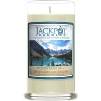 Jackpot Candles Mountain Mist Jewelry Candle