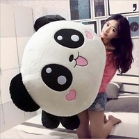 Plush Stuffed Cartoon Panda Toy Pillow Doll Kids Birthday Gift Seven Size Cute