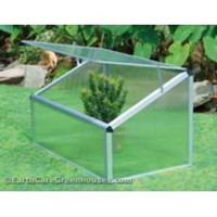 Single Cold Frame Greenhouse