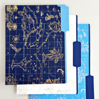 Royal Sailor File Folders - Set of 3