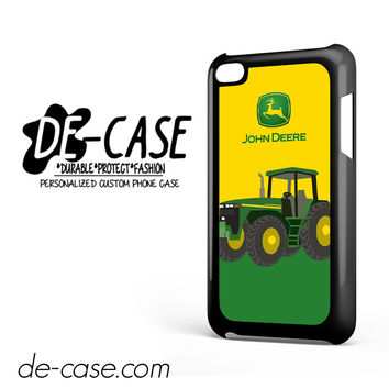 John Deere Tractor For Ipod 4 Ipod Touch 4 Case Phone Case Gift Present YO