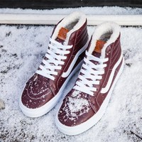 Vans SK8-HI Winter Plush Warm High-top Sneaker