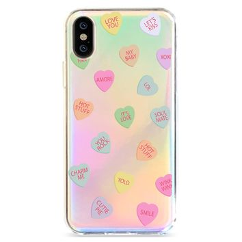 Holographic iPhone Case Cover - Surpreyes